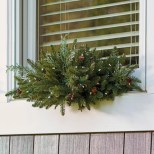 Affordable christmas wreaths decoration ideas you should try 07