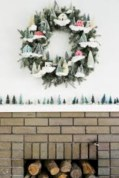 Affordable christmas wreaths decoration ideas you should try 15