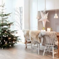 31 Beautiful Scandinavian Christmas Tree Decoration Ideas