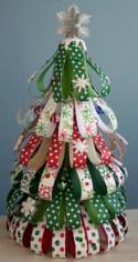 Brilliant ideas christmas tree decoration ideas with ribbon 30