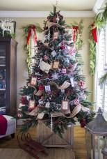Brilliant ideas christmas tree decoration ideas with ribbon 38