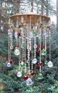 35 Cool Homemade Outdoor Christmas Decorations Ideas