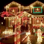 35 Cool Homemade Outdoor Christmas Decorations Ideas Roundecor