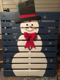 Easy outdoor christmas decorations ideas on a budget 06
