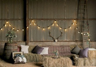 Easy outdoor christmas decorations ideas on a budget 14