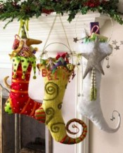 Easy outdoor christmas decorations ideas on a budget 32