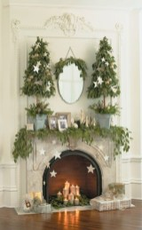 Inspiring chabby chic christmas decoration ideas 33