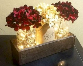 Minimalist christmas coffee table centerpiece ideas 10