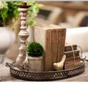 Minimalist christmas coffee table centerpiece ideas 43