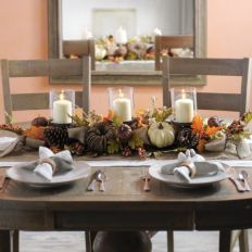 Modern christmas table centerpieces ideas you will totally love 02