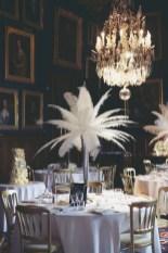Romantic winter vintage wedding decoration ideas (1)