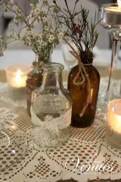 Romantic winter vintage wedding decoration ideas (19)