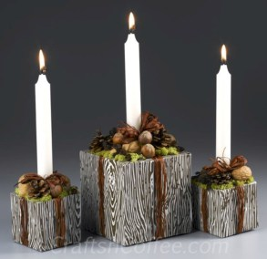 Stylish christmas centerpieces ideas with ornaments 43