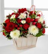 Totally adorable white christmas floral centerpieces ideas 02