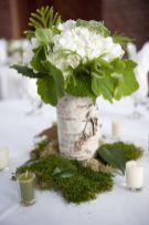 Totally adorable white christmas floral centerpieces ideas 08