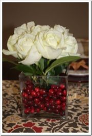 Totally adorable white christmas floral centerpieces ideas 44