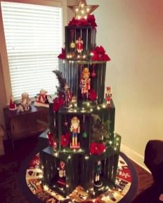 Unique christmas tree decoration ideas for your alternatives 06