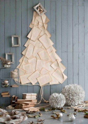 Unique christmas tree decoration ideas for your alternatives 12