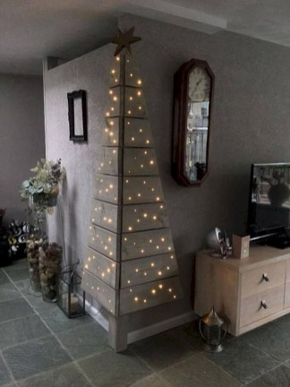 Unique christmas tree decoration ideas for your alternatives 13
