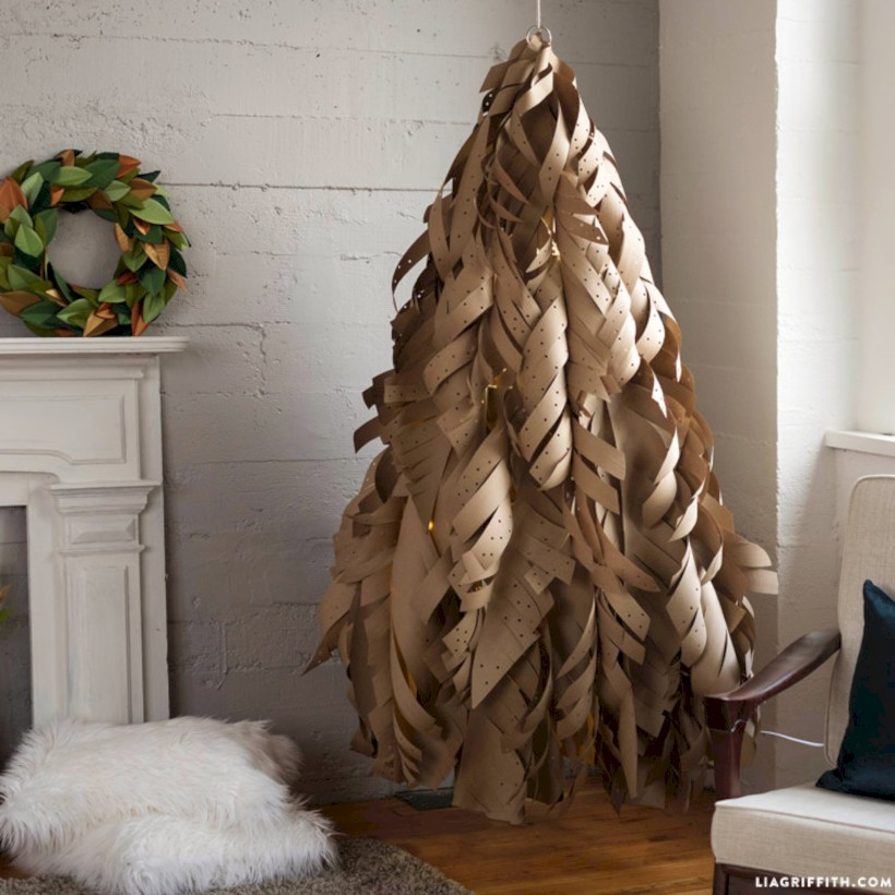 40 Unique Christmas Tree Decoration Ideas for Your Alternatives