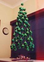 Unique christmas tree decoration ideas for your alternatives 30