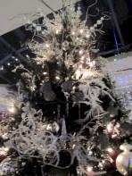 Unusual black christmas tree decoration ideas 22
