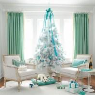 Unusual black christmas tree decoration ideas 23