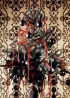 Unusual black christmas tree decoration ideas 33