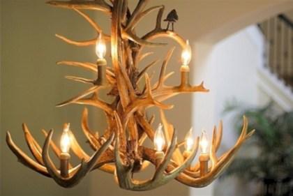 Adorable christmas chandelier decoration ideas 07