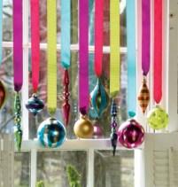 Adorable christmas chandelier decoration ideas 12