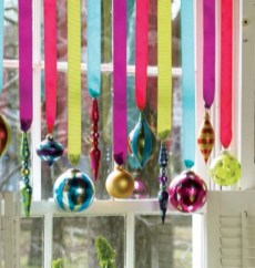 Adorable christmas chandelier decoration ideas 12