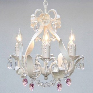Adorable christmas chandelier decoration ideas 15