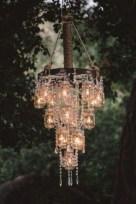 Adorable christmas chandelier decoration ideas 27