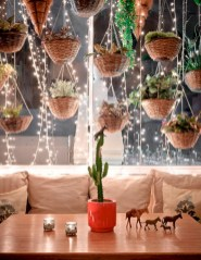 Awesome christmas decoration ideas for your balcony 23