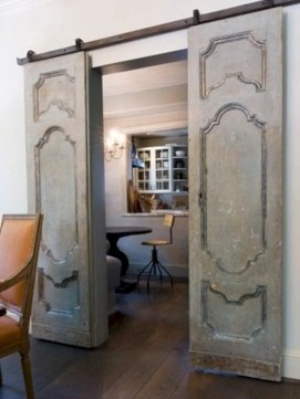 Awesome interior sliding doors design ideas for every home 06