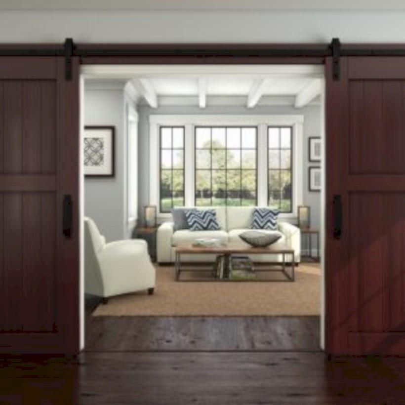 Awesome interior sliding doors design ideas for every home 07
