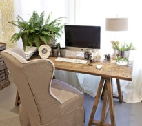 Awesome rustic home office designs ideas 03