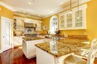 Bright and colorful kitchen design ideas 02