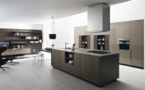 Bright and colorful kitchen design ideas 06
