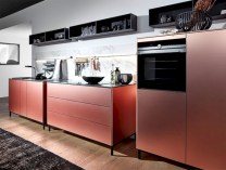 Bright and colorful kitchen design ideas 19