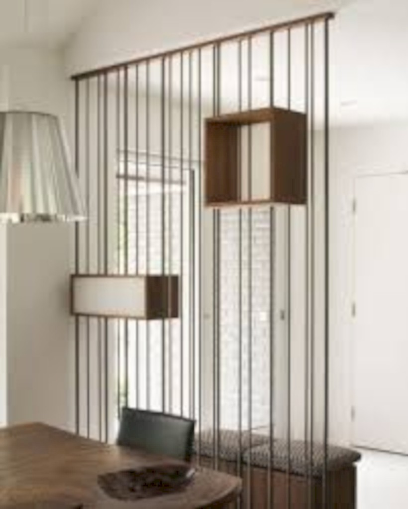 Brilliant room dividers partitions ideas you should try 09