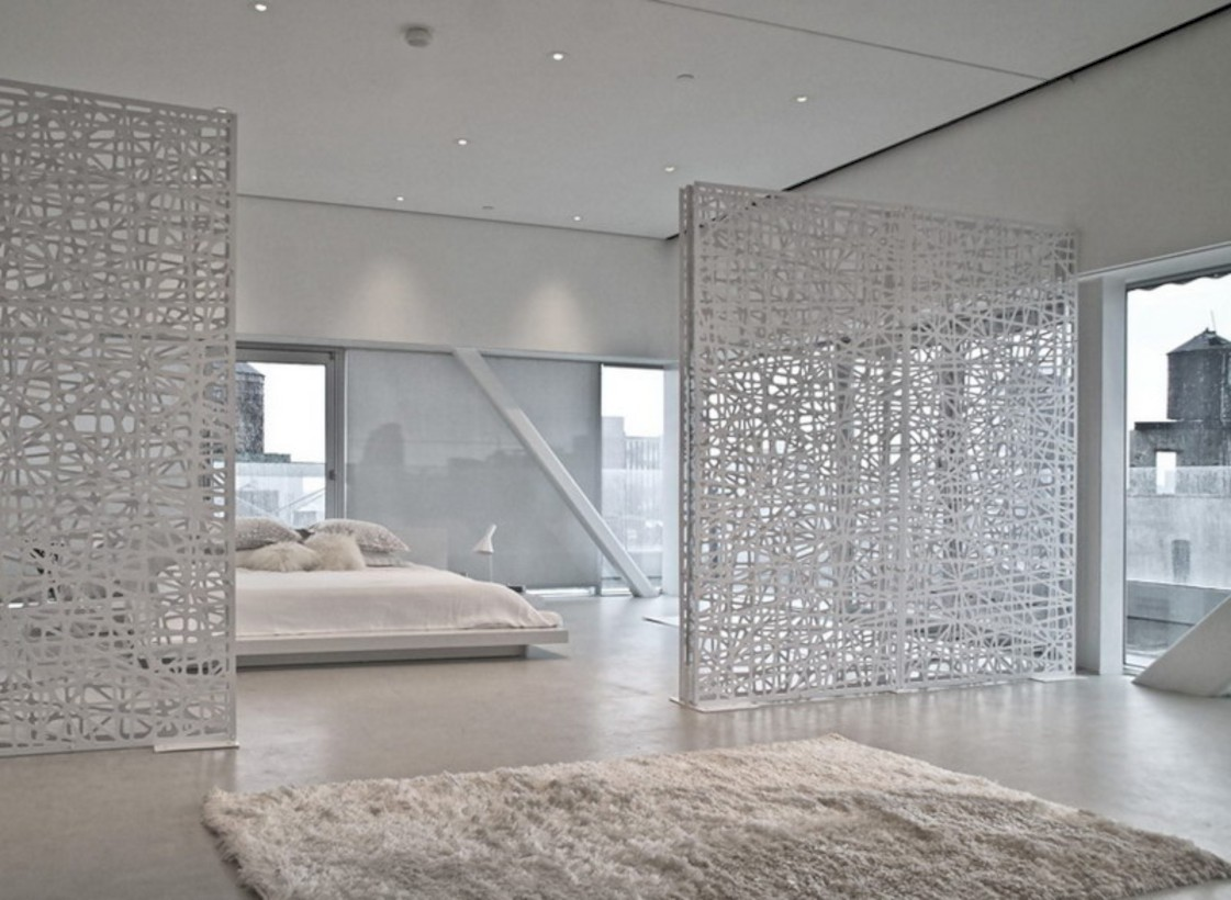 Brilliant room dividers partitions ideas you should try 12