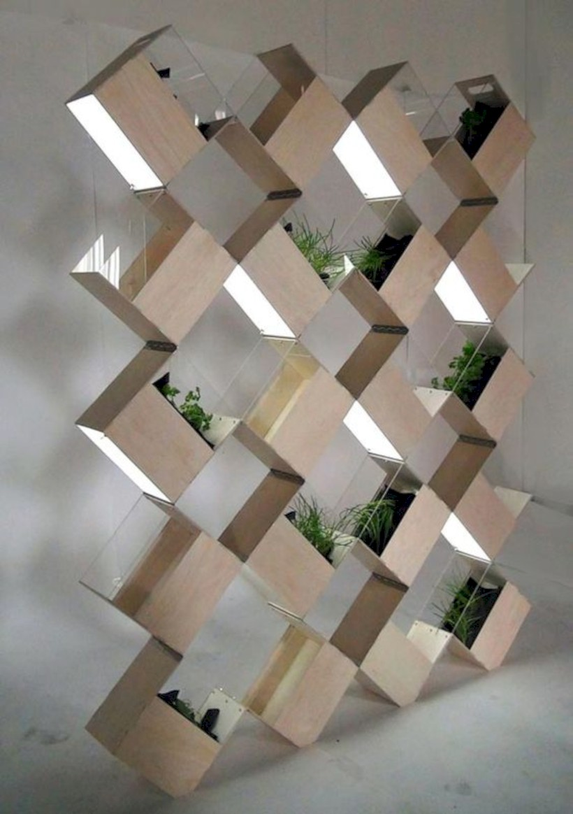 Brilliant room dividers partitions ideas you should try 37