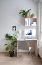 Charming vintage home office decoration ideas 12