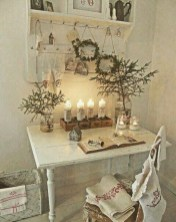 Charming vintage home office decoration ideas 14