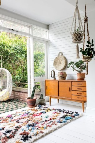Charming vintage home office decoration ideas 16