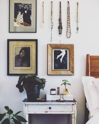 Charming vintage home office decoration ideas 28