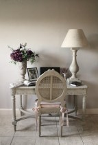 Charming vintage home office decoration ideas 40
