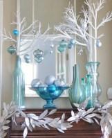 Charming winter centerpieces decoration ideas 12