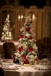 Charming winter centerpieces decoration ideas 27
